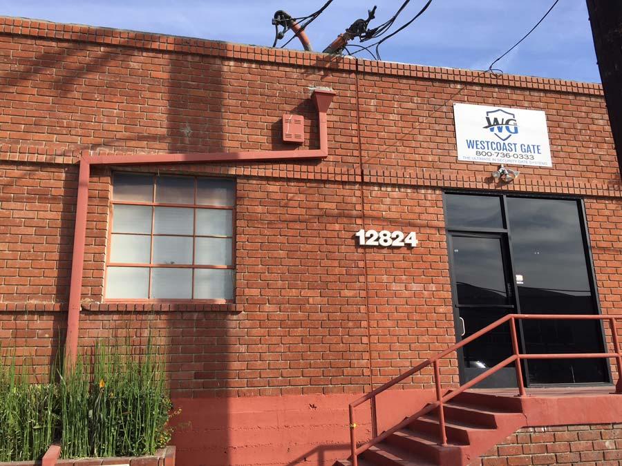 Westcoast Gate New Location