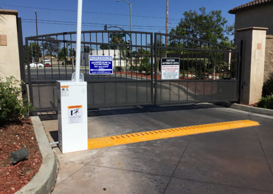 Automatic-Spike-Strip-Traffic-Control - Los Angeles, Orange County